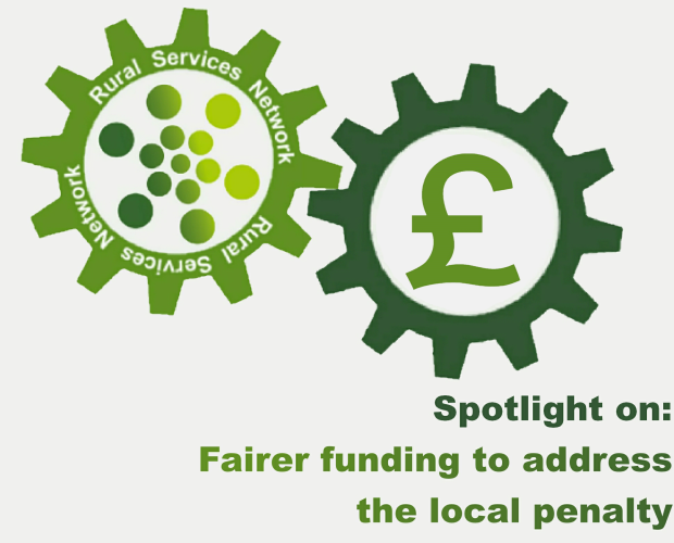 Spotlight on fairer funding to address the local penalty